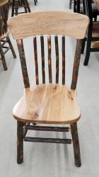 Hickory Dining Chair - Panelback